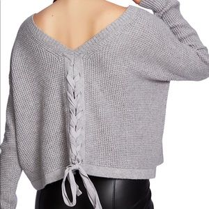 NWT 1. STATE Sweater